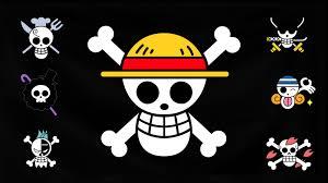 One Piece Flags One Piece Straw Hat Symbol