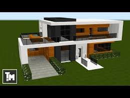 how to build a small modern house minecraft how to build a small modern house easy 4k episode 5