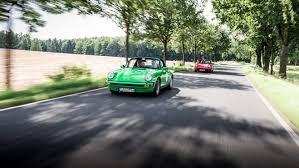 Porsche Carrera 1976 Porsche At The Sachsen Classic 2017
