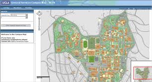 map of ucla find your way with the cus map ucla