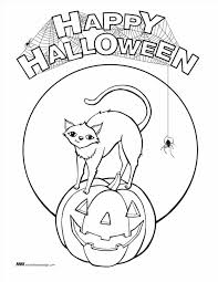 halloween placemat halloween coloring pages of cats coloring pages
