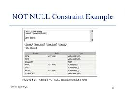 alter table not null lovely alter table not null 8 19 oracle 10g sql 19 not null