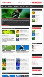 dynamic news theme u2014 wordpress com