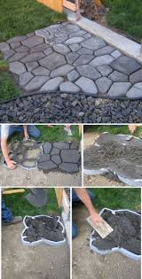 Quikrete Paver Mold by The 11 Best Diy Decor Ideas Paths Best Diy And Diy