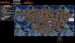Final Fantasy 2 World Map by Final Fantasy Vi Floating Continent Map For Playstation By