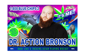 Action Bronson Rare Chandeliers by Why