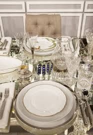 mirrored dining table photos design ideas remodel and decor