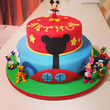 mickey mouse clubhouse birthday cake mickey mouse clubhouse birthday cake f porto