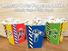 Rescue Bots Favors by 96 Best Rescue Bot Birthday Ideas Images On