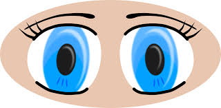 human eyes clipart for kids clipartxtras