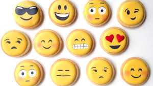 Icing To Decorate Cookies How To Decorate Emoji Cookies With Royal Icing Youtube