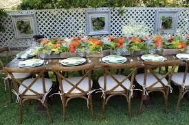 plan an outdoor garden party laurenkellydesigns