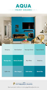 Most Popular Colors Best 25 Aqua Paint Colors Ideas On Pinterest Bathroom Paint