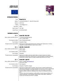 curriculum vitae europeo 2016 gratis risultati immagini per esempi di buoni curriculum vitaee