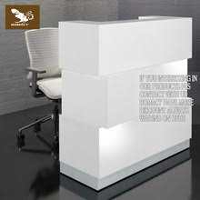 Salon Reception Desk White Reception Desk Reception Desk Direct From Foshan Bomacy