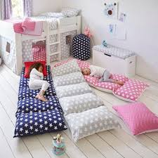 pillow bed for kids brilliant sleepover accessories that are a must have for kids