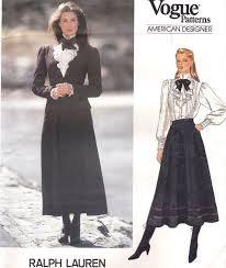16 best dresses 80s images on pinterest blouse vogue patterns