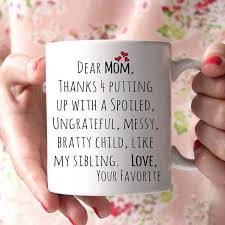 mothers day gift mothers day from from