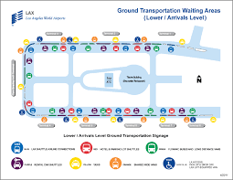 lax gate map los angeles airport arrivals map indiana map