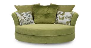 Green Sofa Bed Escape Express 2 Seater Pillow Back Cuddler Escape Dfs