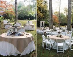 Backyard Wedding Decoration Ideas The Best Decoration Ideas On A Budget Wedding Reception Pict Of
