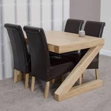 4 chair dining table set 4 chair dining table set elegant z solid oak designer furniture and