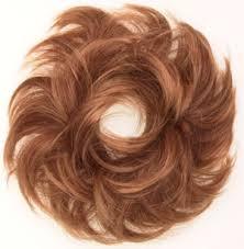 hair scrunchie pouf hair by hot hair hairpieces