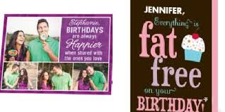 custom birthday cards free personalized birthday card new customers