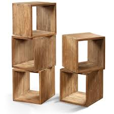 stackable bookcases solid wood lifestyle storage cube 2 5cm frame storage cubes cube and shelves