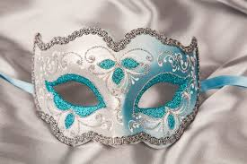 masks for masquerade party beautiful only one change i would make to it the side with the