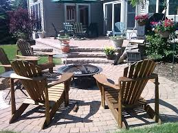 Small Paver Patio by Brick Pavers Canton Plymouth Northville Ann Arbor Patio Patios