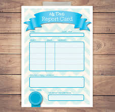 report card format template 12 report card templates free sle exle format