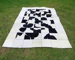 Patchwork Cowhide Patchwork Cowhide Etsy