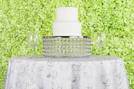 wedding backdrop green silk hydrangea wall backdrop panel green cv linens