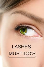 get long eyelashes with these 8 easy tips