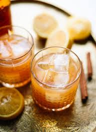 cinnamon maple whiskey sour recipe cookie and kate