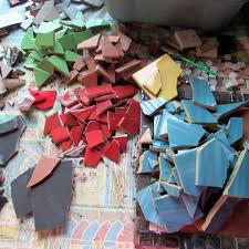 how to make a mosaic table top how to create a mosaic design for a garden table mosaic designs