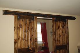 decorating interior barn door hardware