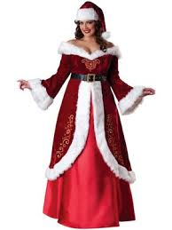 mrs claus costumes premium mrs claus costume costumes for christmas