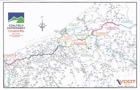 Map Of Southwest Virginia by Mountain News U0026 World Report Coalfields Expressway Walker