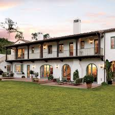santa barbara style homes beach house style from our favorite american coastlines coastal