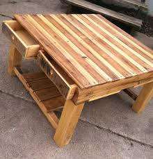 Patio Furniture Made Out Of Pallets by Coffee Table Fabulous Pallet Cocktail Table Diy Coffee Table