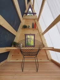 fort a day an a frame tree house or shed office playhouse
