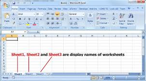 difference between worksheet display names and code names in excel