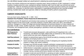 Hr Manager Resume Sample by Employee Benefits Director Resume Sample Reentrycorps