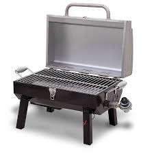 Brinkmann Portable Gas Grill by Stainless Portable Gas Grill 200 Char Broil