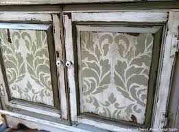 20 diy cabinet door makeovers with furniture stencils royal