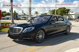 s550 mercedes for sale used 2015 mercedes s550 for sale fort lauderdale fl