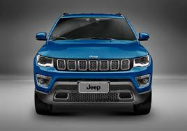 jeep compass limited blue jeep presents the new compass in brazil motorchase