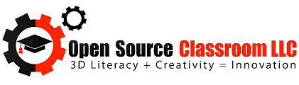 open source classroom llc 3d printing education